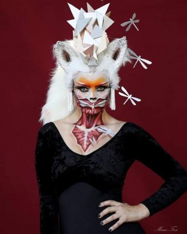 Photo: Marco Tosi, Model: Eva Louhivuori