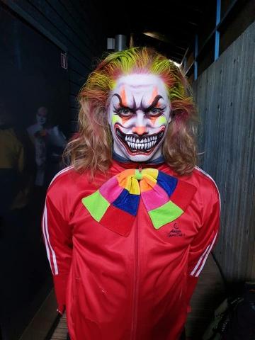 Zombie -maskeeraus, IikWeek Linnanmäki